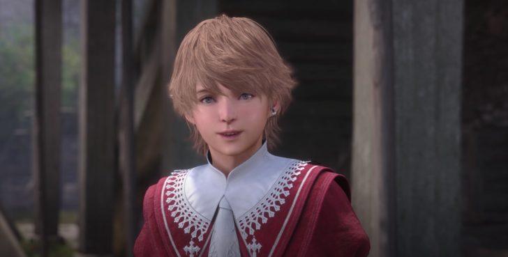 その近くには、ジョシュアという金髪の王子