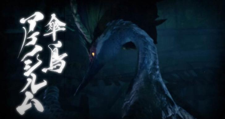 傘鳥 アケノシルム