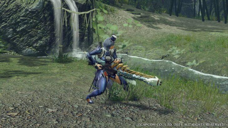 斬裂速射ライト(王牙弩【野雷】)のおすすめ装備とスキル構成