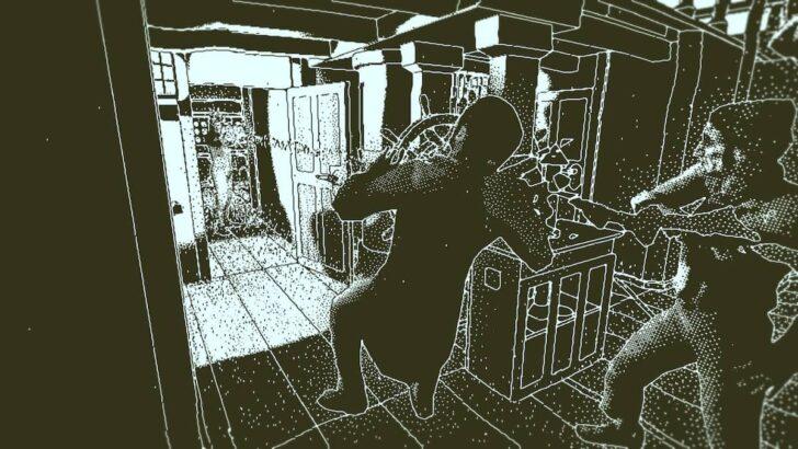 「死の瞬間」はザ・ワールドで時が止まったような状態となっており、主人公はその中を自由に動くことが可能